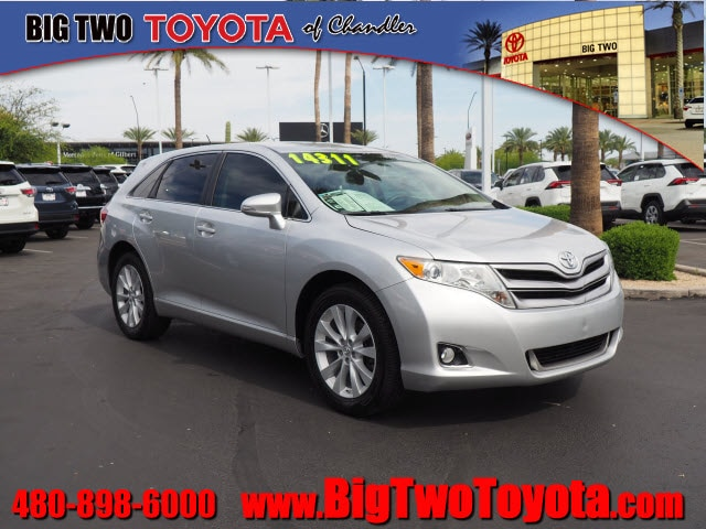2014 Toyota Venza LE 4cyl Crossover