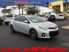 Used 2014 Toyota Corolla for sale in Chandler, AZ