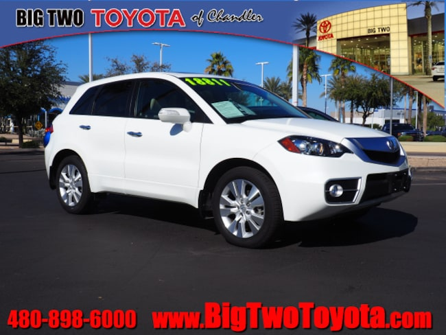 2012 Acura RDX w/Tech SUV w/Technology Package