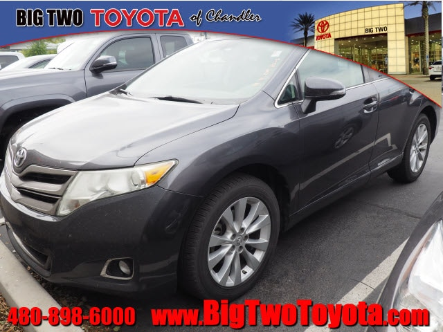 2013 Toyota Venza LE 4cyl Crossover