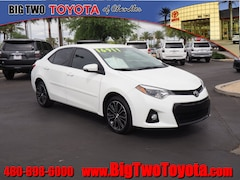 Used 2016 Toyota Corolla for sale in Chandler, AZ