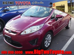 Used 2011 Ford Fiesta for sale in Chandler, AZ