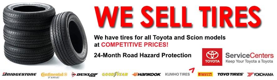 Toyota Car Service Specials