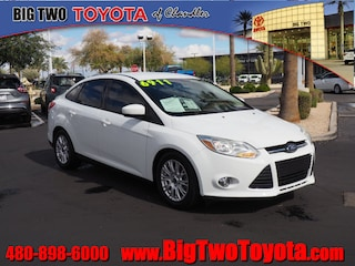 2012 Ford Focus SE SE  Sedan