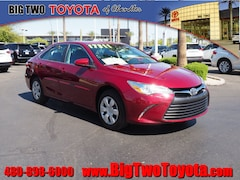 Used 2017 Toyota Camry for sale in Chandler, AZ
