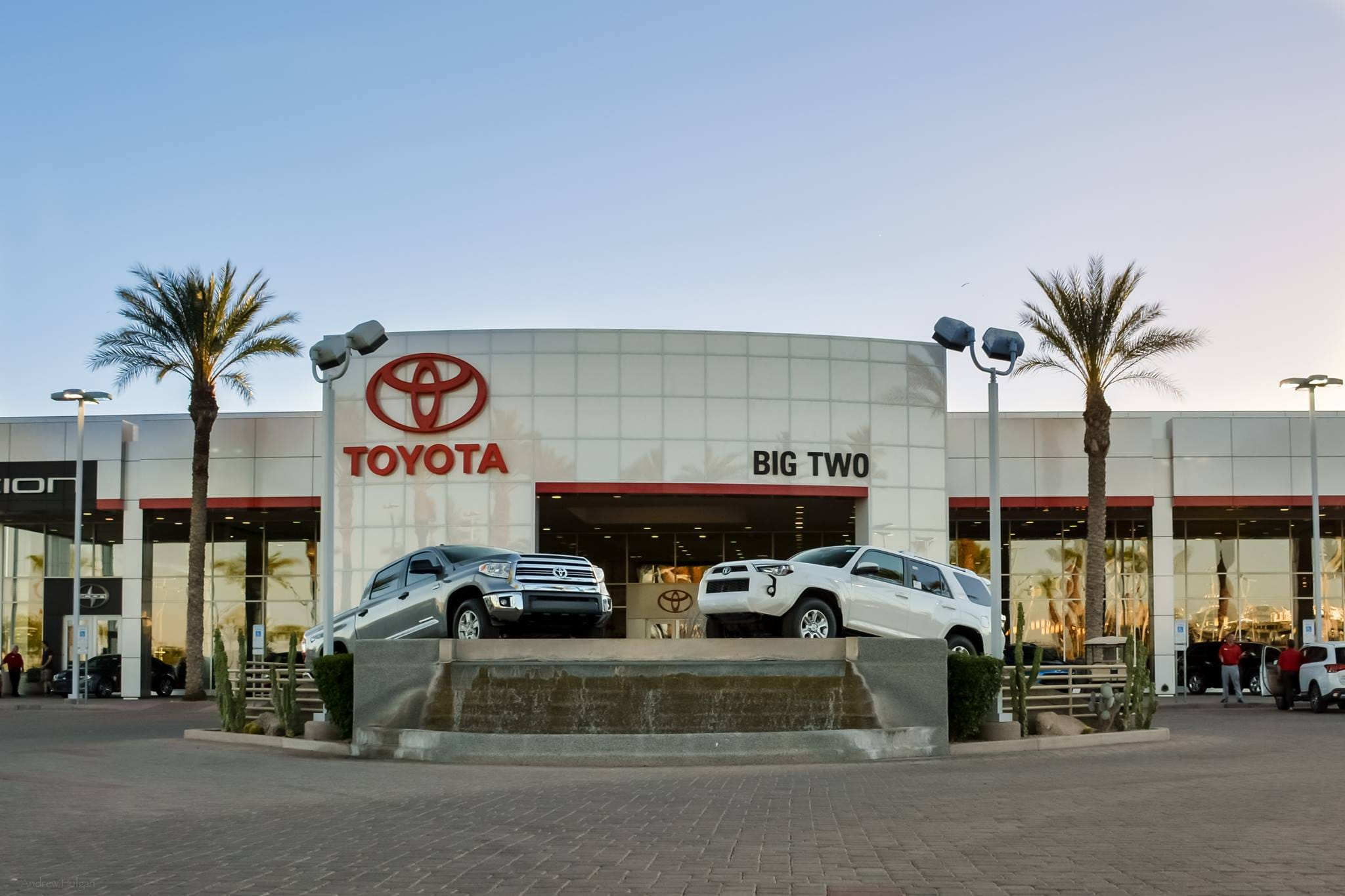 Toyota Dealers In Az >> Big Two Toyota New 2019 2020 Toyota Used Car Dealer