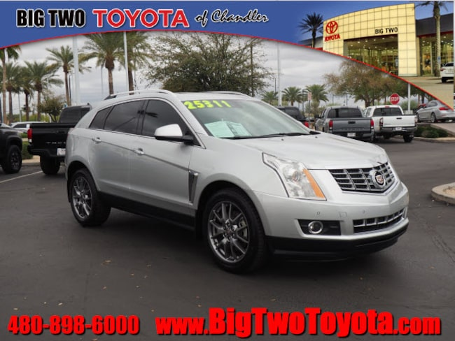 2016 Cadillac SRX Performance Collection Performance Collection  SUV