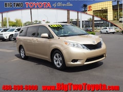 Used 2013 Toyota Sienna for sale in Chandler, AZ