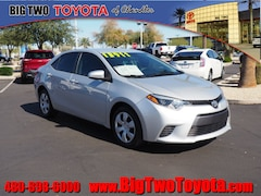 Certified Pre Owned 2016 Toyota Corolla for Sale in Chandler
