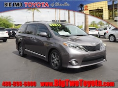 Used 2017 Toyota Sienna for sale in Chandler, AZ