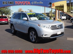 Certified Pre Owned 2013 Toyota Highlander for Sale in Chandler