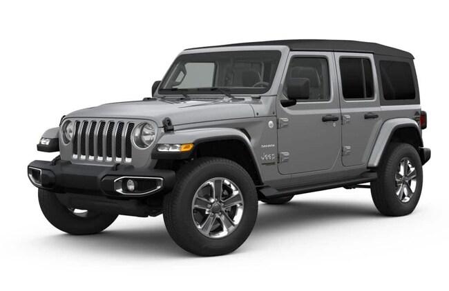 2019 Jeep Wrangler UNLIMITED SAHARA 4X4 Sport Utility