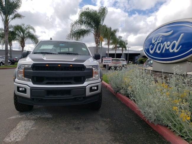 Big Valley Ford >> New 2019 Ford F 150 Roush For Sale At Big Valley Ford Lincoln Vin