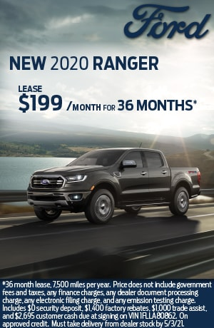 2021 Ranger April 2021
