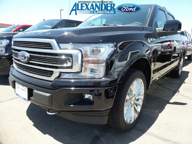 New 2019 Ford F-150 Limited Truck for sale/lease in Yuma, AZ