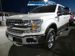 New 2019 Ford F-150 Lariat Truck 1FTEW1E47KKD04679 for sale in Yuma, AZ