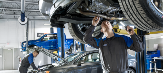 Service Center Ford Repair In Yuma Bill Alexander Ford Lincoln