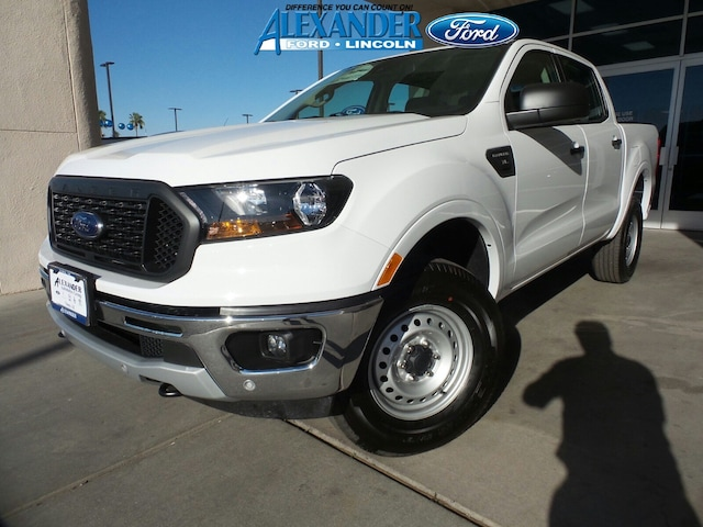 New 2019 Ford Ranger For Sale | Yuma AZ VIN: 1FTER4EH4KLA06435