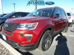 New 2019 Ford Explorer Sport SUV 1FM5K8GT2KGA90336 for sale in Yuma, AZ