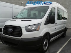 New 2019 Ford Transit Passenger Wagon XL Passenger Wagon T-350 148 Med Roof XL Sliding RH Dr 1FBAX2CM2KKA25598 for sale in Yuma, AZ