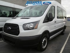 New 2019 Ford Transit Passenger Wagon XL Passenger Wagon T-350 148 Med Roof XL Sliding RH Dr 1FBAX2CM0KKA30931 for sale in Yuma, AZ