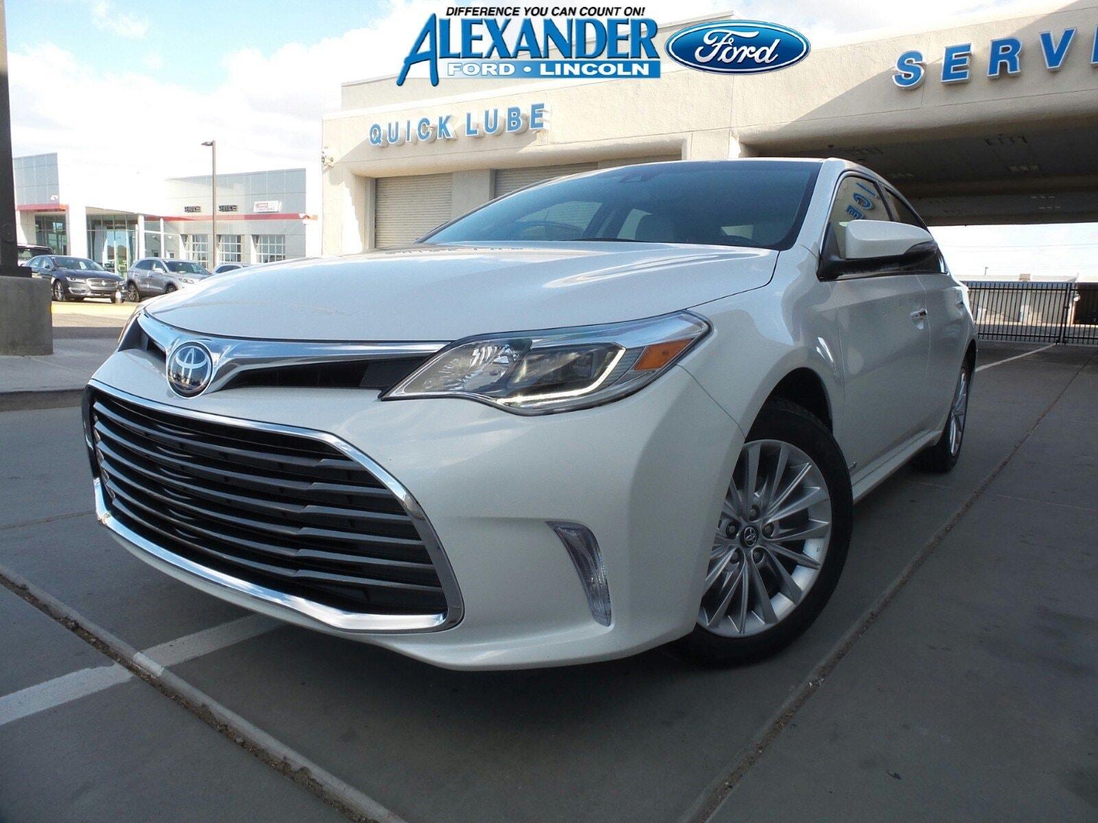 2018 Toyota Avalon Hybrid Limited Hybrid Limited
