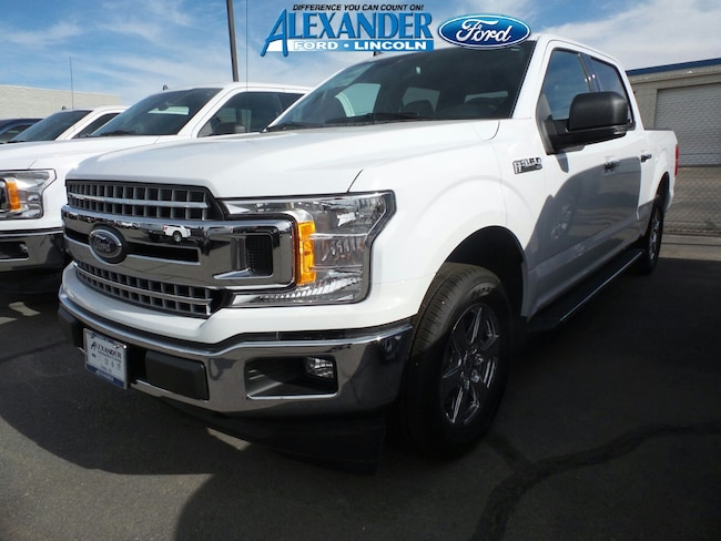 New 2019 Ford F-150 XLT Truck for sale/lease in Yuma, AZ