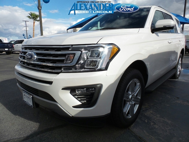 New 2019 Ford Expedition XLT SUV for sale/lease in Yuma, AZ