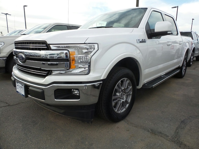 New 2018 Ford F-150 Lariat Truck for sale/lease in Yuma, AZ