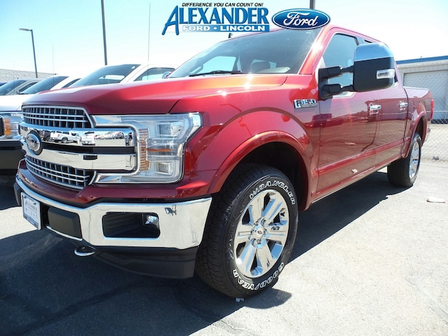 New 2019 Ford F-150 Lariat Truck for sale/lease in Yuma, AZ