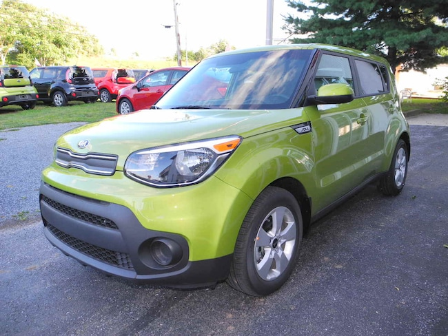 New Kia Soul For Sale In Frederick MD Near Gaithersburg - 2018 kia soul invoice price