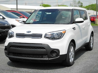 New 2018 Kia Soul Base Hatchback 18211 in Frederick, MD
