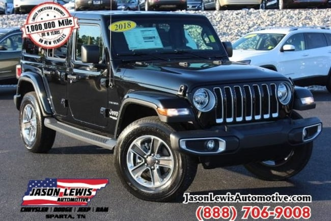 1C4HJXEN4JW215747 for sale near Crossville TN 2018 Jeep Wrangler UNLIMITED SAHARA 4X4 Sport Utility 1C4HJXEN4JW215747 for sale near Crossville TN