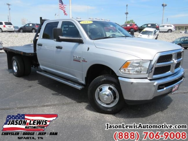 Used 2017 Ram 3500 Tradesman Truck 3C7WRTCL3HG605731 for sale near Crossville TN