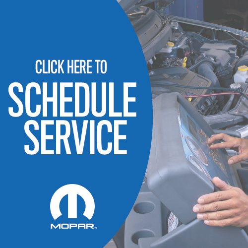 Schedule Mopar Service Near Cookeville TN