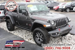 2019 Jeep Wrangler UNLIMITED RUBICON 4X4 Sport Utility in Sparta, TN