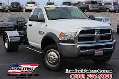 2018 Ram 4500 Chassis 4500 TRADESMAN CHASSIS REGULAR CAB 4X4 168.5 WB Regular Cab in Sparta, TN