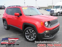 2018 Jeep Renegade LATITUDE 4X2 Sport Utility in Sparta, TN
