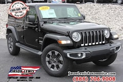 2018 Jeep Wrangler Unlimited UNLIMITED SAHARA 4X4 Sport Utility in Sparta, TN