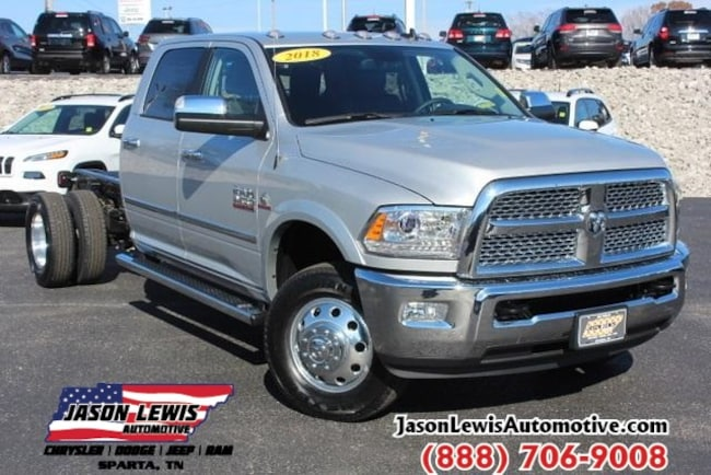 3C7WRTCL1JG387620 for sale near Crossville TN 2018 Ram 3500 Chassis LARAMIE CREW CAB CHASSIS 4X4 172.4 WB Crew Cab 3C7WRTCL1JG387620 for sale near Crossville TN