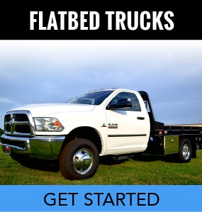 New Ram Flatbed Truck Inventory Near Crossville TN
