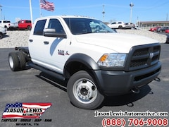 2018 Ram 4500 Chassis 4500 TRADESMAN CHASSIS CREW CAB 4X4 173.4 WB Crew Cab in Sparta, TN