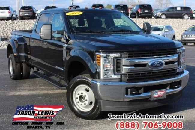 Used 2019 Ford F-350SD XLT Truck 1FT8W3DT0KEC34104 for sale near Crossville TN