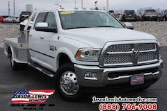 2018 Ram 3500 Chassis LARAMIE CREW CAB CHASSIS 4X4 172.4 WB Crew Cab in Sparta, TN