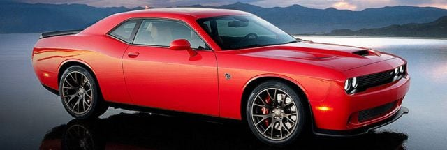 Contact Dodge Challenger Dealer Near Cookeville TN