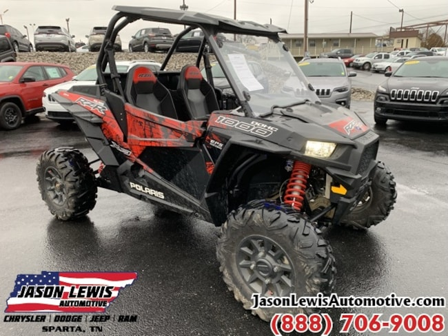 Used 2018 Polaris RZR 1000 XP For Sale | Sparta, near Cookeville