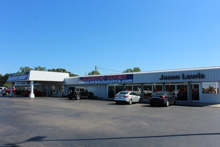 Second Chance Credit Dealer Near Chattanooga TN