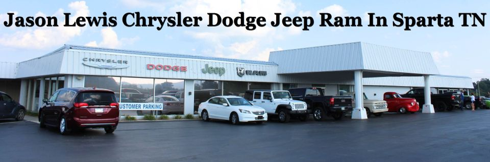 Chrysler Dodge Jeep Ram Dealership Near Cookeville TN