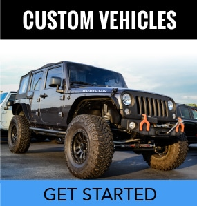 Custom Vehicles McMinnville TN