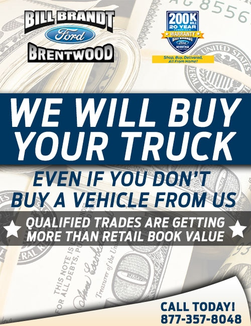 We Will Buy Your Truck